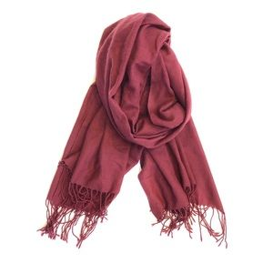 2/$20🌺 Like New! Cashmere Blend Scarf